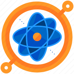 device, drone, scan, science, technology icon