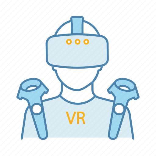 console, glasses, headset, player, reality, virtual, vr icon