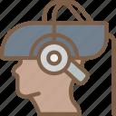 headset, medical, reality, virtual, virtual reality, vr