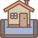 ar, house, reality, virtual, virtual reality, vr icon