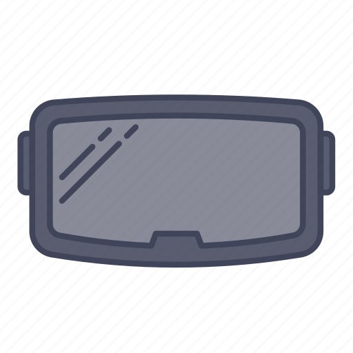 glass, oculus, reality, spectacles, virtual, vr icon