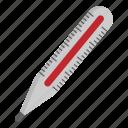 corona, coronavirus, covid19, thermometer, virus