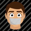 corona, coronavirus, covid19, mask, virus