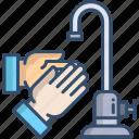 hand, wash