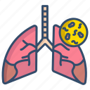 lungs, infection