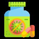 antiretroviral, bacteria, capsule, drug, medicine, pill, virus