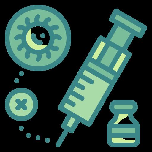 Anesthesia, drug, injection, medical, syringe, vaccine, virus icon - Free download