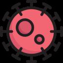 corona virus, covid-19, disease, epidemic, infection, transmission, virus icon