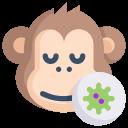 animal, disease, epidemic, infection, monkey virus, transmission, virus