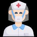 assistant, disease, epidemic, infection, nurse, transmission, virus