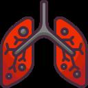 virus, infectious, sickness icon
