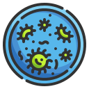 lab, dish, petri, cell, bacteria, microorganism, virus