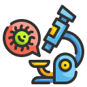 biology, lab, laboratory, microscope, roscopes, science, scientific icon