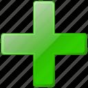 add, new, plus icon