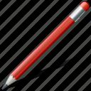 edit, pencil, write