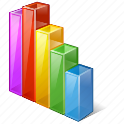 Chart, graph, stats icon | Icon search engine