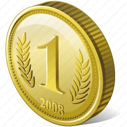 coin, money, payment, shopping icon