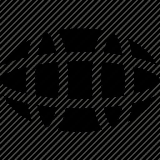 circles, circular, pattern, sphere, zeppelin icon