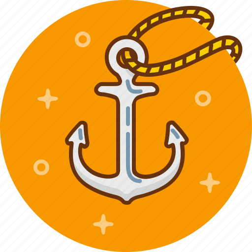 Anchor, boat, sail, sailing, sea, ship icon - Download on Iconfinder