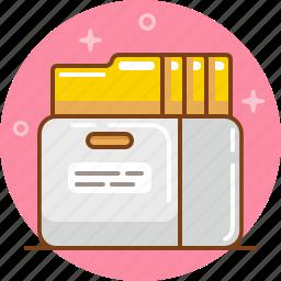 archive, data, file, save, storage, store icon