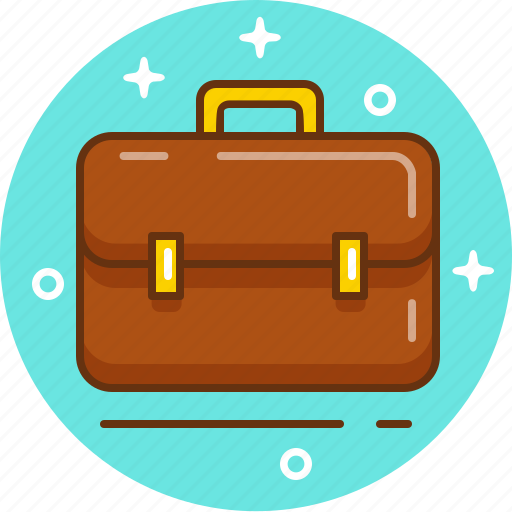 bag, briefcase, business, case, job, portfolio, work icon