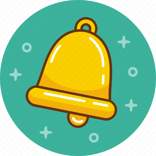 alert, bell, notification, ring, school bell, signal icon