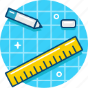 blueprint, drafting, draw, drawing, graphics, pencil, ruler
