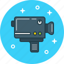 camera, film, movie, operator, video icon