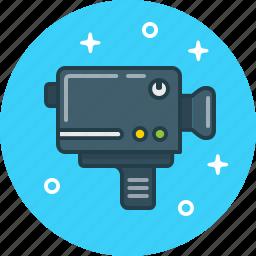 camera, film, movie, operator, video icon