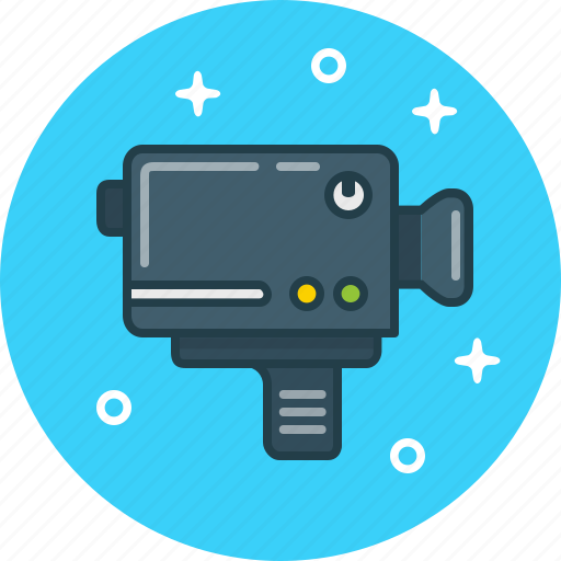 Camera, film, movie, operator, video icon - Download on Iconfinder