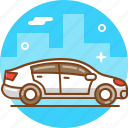auto, automobile, car, drive, transport, vehicle icon