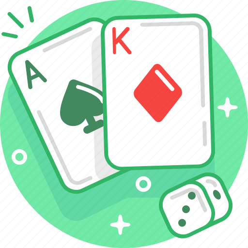 Cards, casino, gambling, game, play, poker icon - Download on Iconfinder
