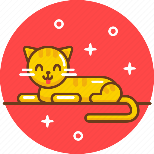 Animal, cat, kitty, meow, pussy icon - Download on Iconfinder