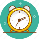 alarm, alarm clock, clock, morning, time, wake up icon