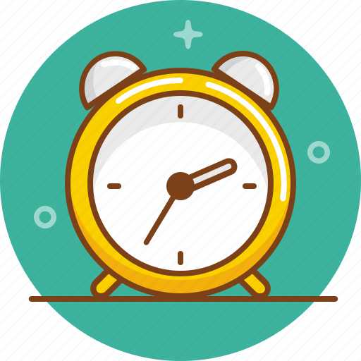 Alarm, alarm clock, clock, morning, time, wake up icon - Download on Iconfinder
