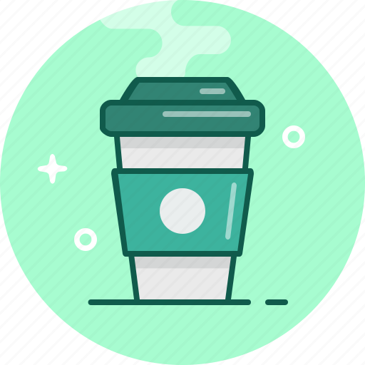 cappuccino, coffee, cup, drink, latte, mug, papercup icon