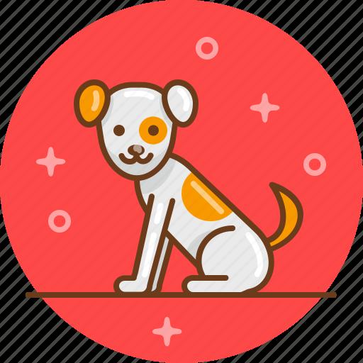 animal, dog, friend, puppy icon