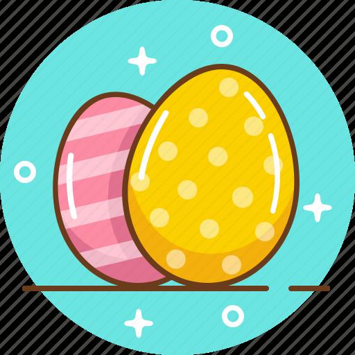 easter, easter egg, easter rabbit, egg, spring icon