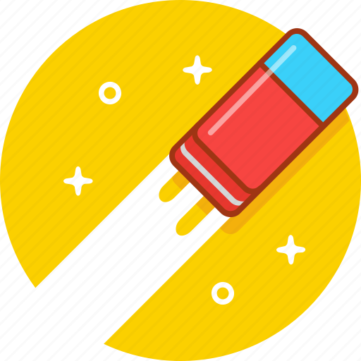erase, eraser, gum, rub, rubber icon
