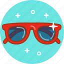 fashion, glasses, summer, sunglasses, vigue icon