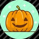 halloween, jack'o'lantern, lantern, pumpkin icon
