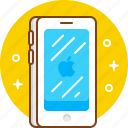 apple, gadget, iphone, phone, smartphone icon