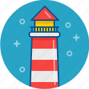light, lighthouse, sea, tower icon