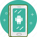 android, gadget, phone, samsung, smartphone icon