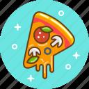 food, italian food, margarita, pizza