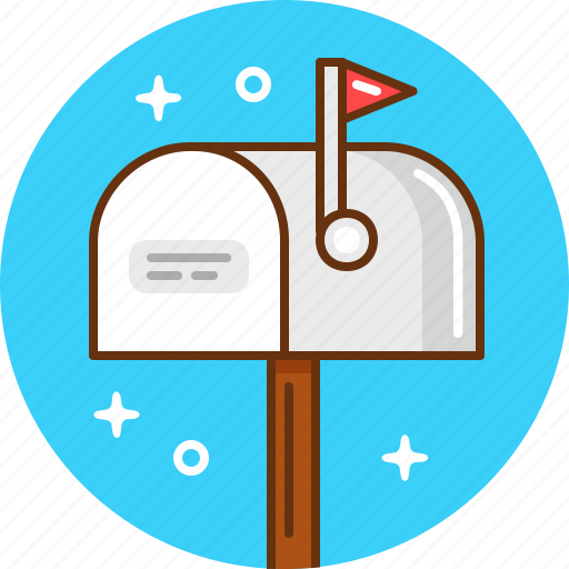 Mail, mailbox, post, post office icon - Download on Iconfinder