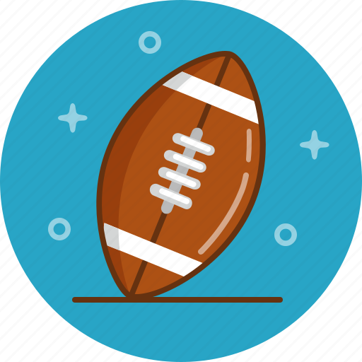 american football, ball, footbal, game, rugby, soccer icon
