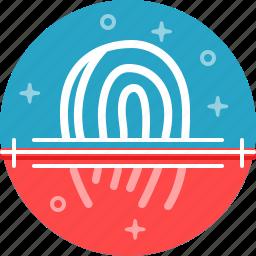 check, data, information, scan, scaner icon