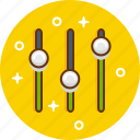 equalizer, param, parameters, setting, tool