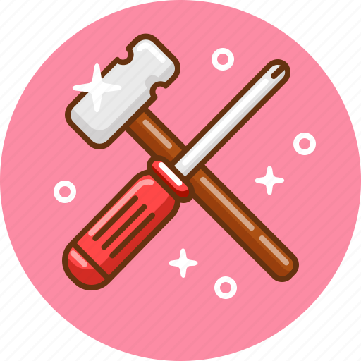 construct, coonstruction, instrument, repair, settings, tool icon